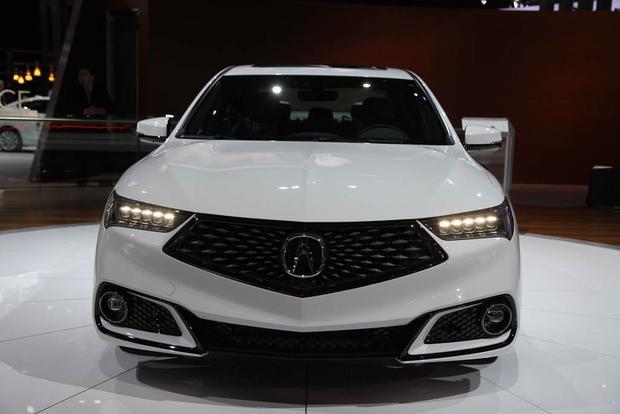 Acura deals january 2018