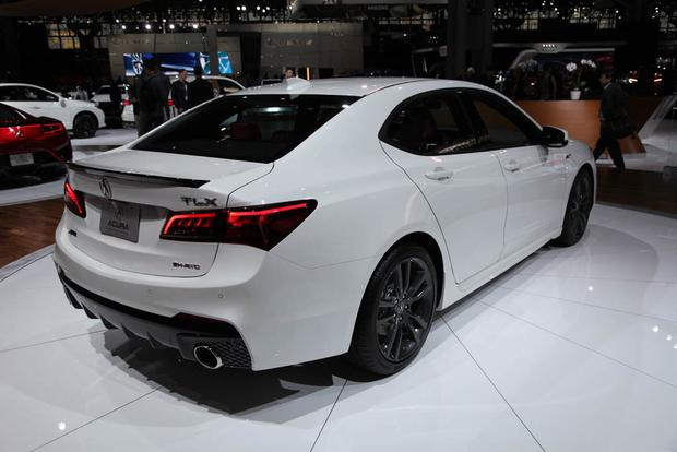 2018 acura cars. unique cars 2018 acura tlx new york auto show featured image large thumb1 in acura cars