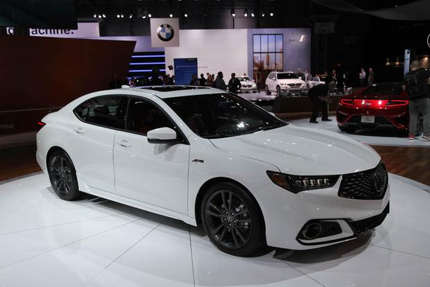 2018 Acura TLX: New York Auto Show featured image large thumb6