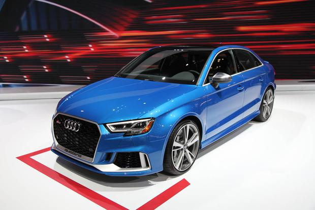 2018 Audi TT RS, RS 3 and Audi Sport: New York Auto Show featured image large thumb2