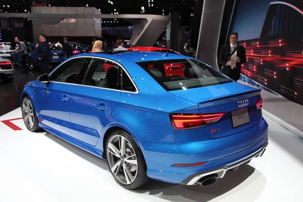 2018 Audi TT RS, RS 3 and Audi Sport: New York Auto Show featured image large thumb3