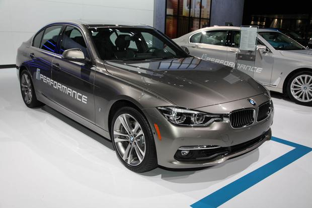 BMW iPerformance: New York Auto Show
