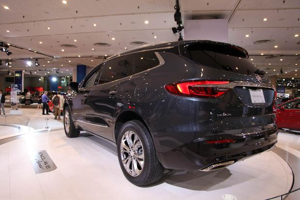 2018 Buick Enclave: New York Auto Show featured image large thumb3