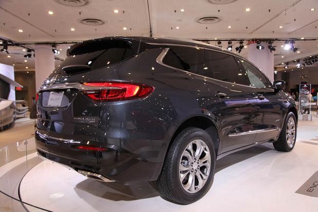 2018 Buick Enclave: New York Auto Show featured image large thumb5