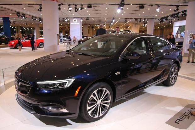 2018 Buick Regal Sportback and TourX: New York Auto Show featured image large thumb1