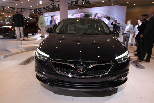 2018 Buick Regal Sportback and TourX: New York Auto Show featured image large thumb2
