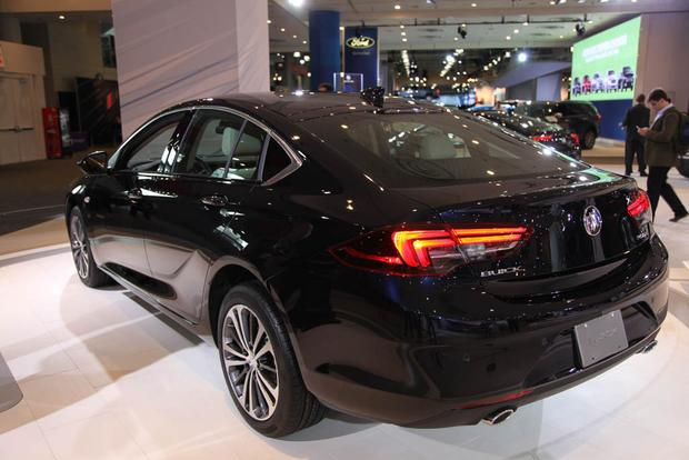 2018 Buick Regal Sportback and TourX: New York Auto Show featured image large thumb4