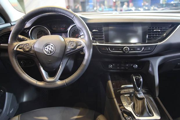 2018 Buick Regal Sportback and TourX: New York Auto Show featured image large thumb11