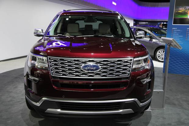 2018 Ford Explorer: New York Auto Show featured image large thumb1