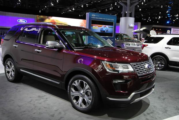 2018 Ford Explorer: New York Auto Show - Autotrader