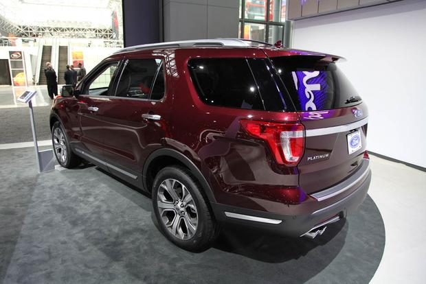 2018 Ford Explorer: New York Auto Show featured image large thumb5