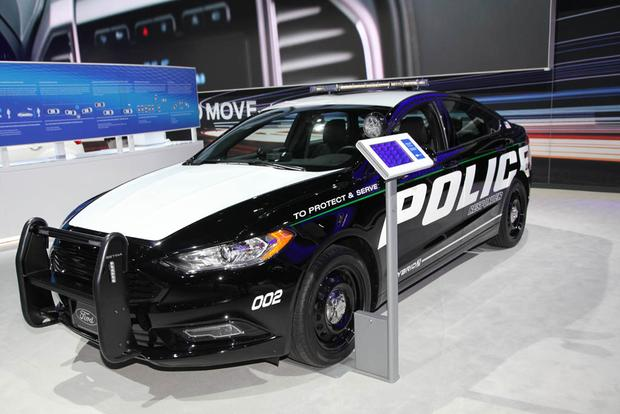 2018 Ford Police Responder Hybrid: New York Auto Show featured image large thumb3