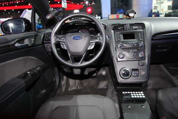 2018 Ford Police Responder Hybrid: New York Auto Show featured image large thumb6