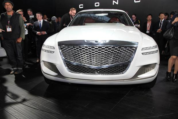 Genesis GV80 Concept: New York Auto Show featured image large thumb1