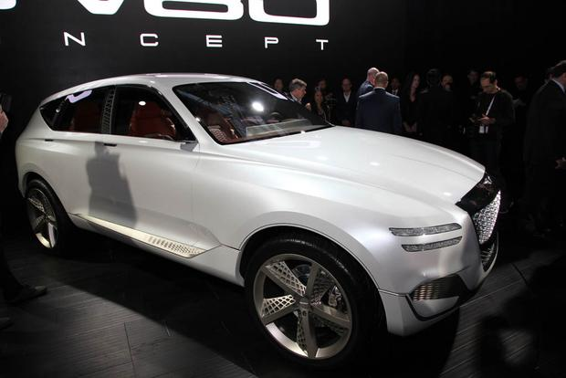 Genesis GV80 Concept: New York Auto Show featured image large thumb0