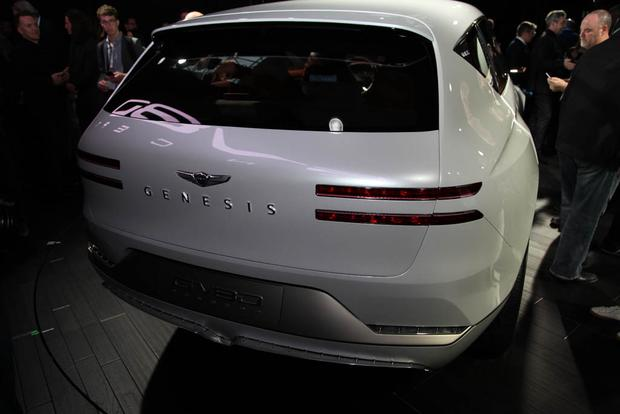 Genesis GV80 Concept: New York Auto Show featured image large thumb2