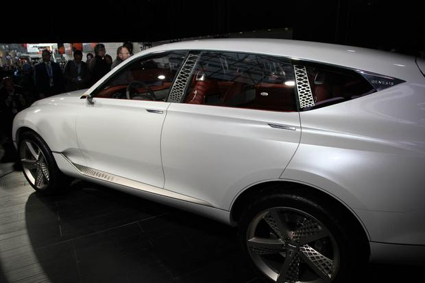 Genesis GV80 Concept: New York Auto Show featured image large thumb4
