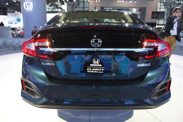 Honda Clarity: New York Auto Show featured image large thumb5
