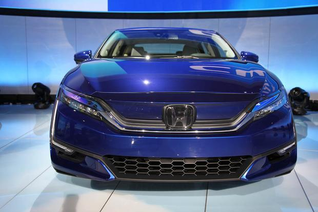Honda Clarity: New York Auto Show featured image large thumb7