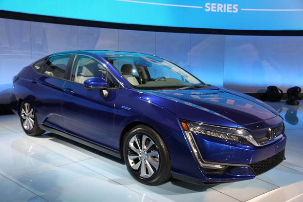 Honda Clarity: New York Auto Show featured image large thumb8