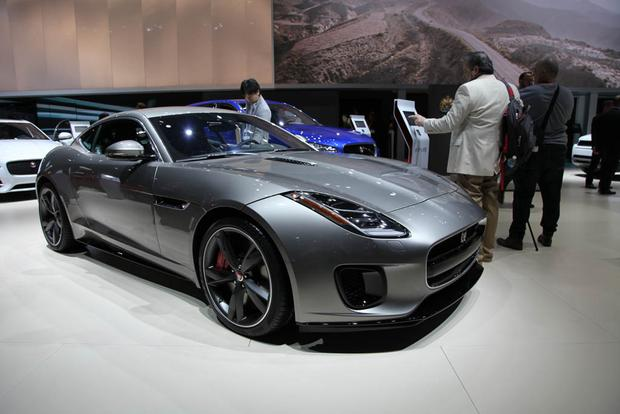 2018 Jaguar F-TYPE: New York Auto Show featured image large thumb0