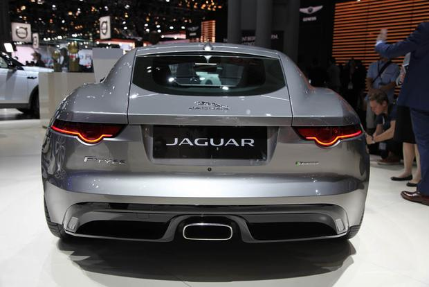 2018 Jaguar F-TYPE: New York Auto Show featured image large thumb3