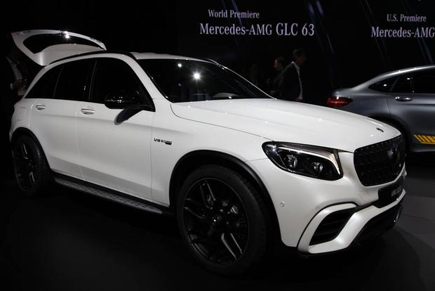 2018 Mercedes-Benz E-Class Cabriolet and New AMG GLC: New York Auto Show featured image large thumb4