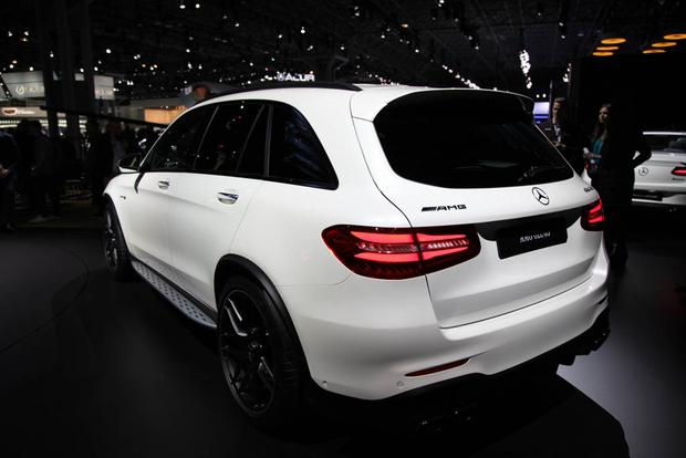 2018 Mercedes-Benz E-Class Cabriolet and New AMG GLC: New York Auto Show featured image large thumb6