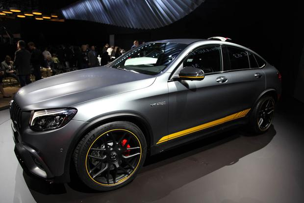 2018 Mercedes-Benz E-Class Cabriolet and New AMG GLC: New York Auto Show featured image large thumb8