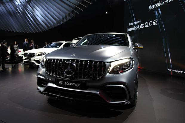 2018 Mercedes-Benz E-Class Cabriolet and New AMG GLC: New York Auto Show featured image large thumb9