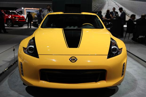 2018 Nissan 370Z Heritage Edition: New York Auto Show featured image large thumb2