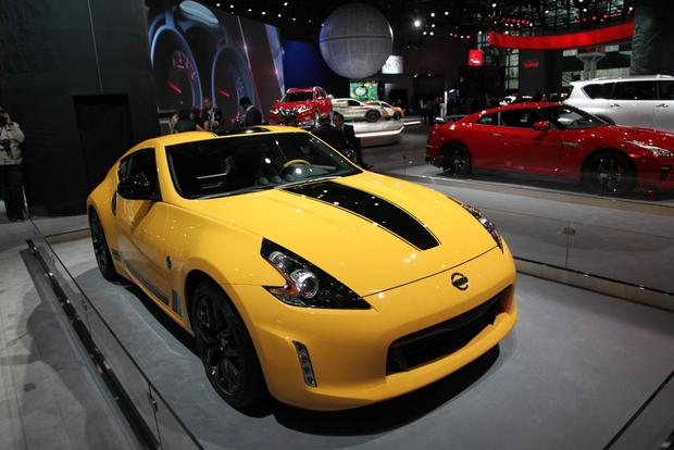 2018 Nissan 370Z Heritage Edition: New York Auto Show featured image large thumb3