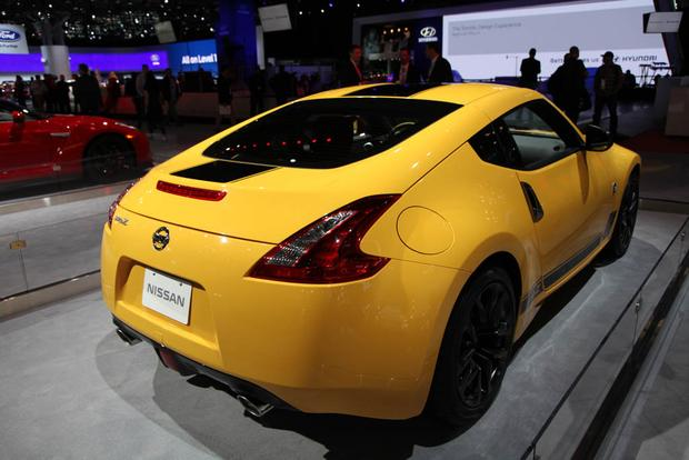 2018 Nissan 370Z Heritage Edition: New York Auto Show featured image large thumb4
