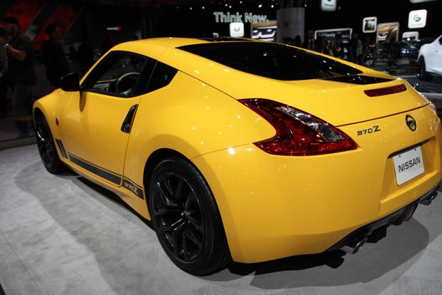 2018 Nissan 370Z Heritage Edition: New York Auto Show featured image large thumb5