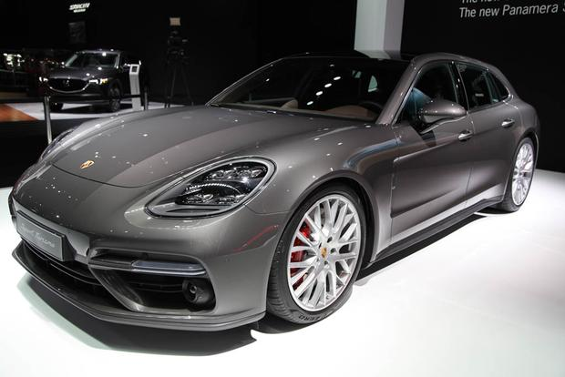 2018 Porsche Panamera Sport Turismo, Turbo S E-Hybrid; 911 GT3, GTS: New York Auto Show featured image large thumb4