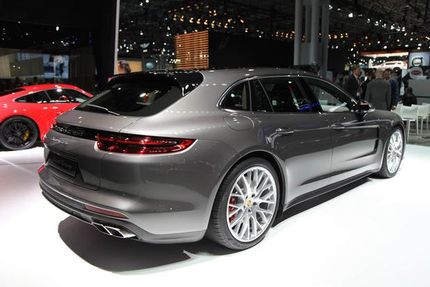 2018 Porsche Panamera Sport Turismo, Turbo S E-Hybrid; 911 GT3, GTS: New York Auto Show featured image large thumb5