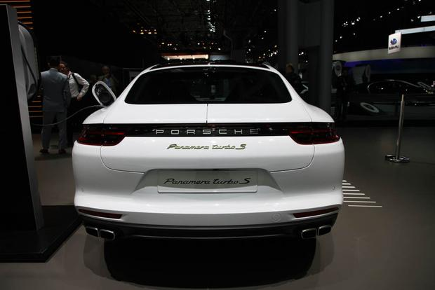 2018 Porsche Panamera Sport Turismo, Turbo S E-Hybrid; 911 GT3, GTS: New York Auto Show featured image large thumb2