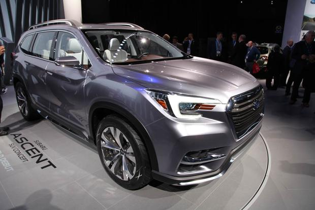 Subaru Ascent Concept: New York Auto Show featured image large thumb1