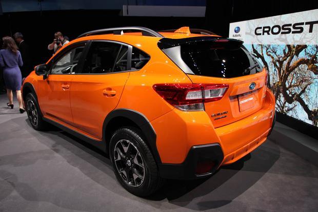 2018 Subaru Crosstrek: New York Auto Show - Autotrader