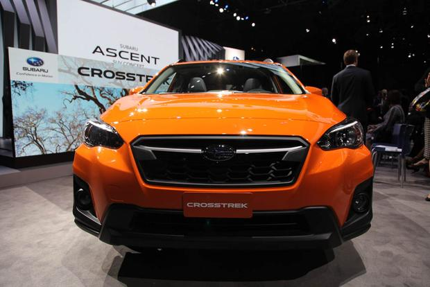 2018 Subaru Crosstrek: New York Auto Show featured image large thumb2