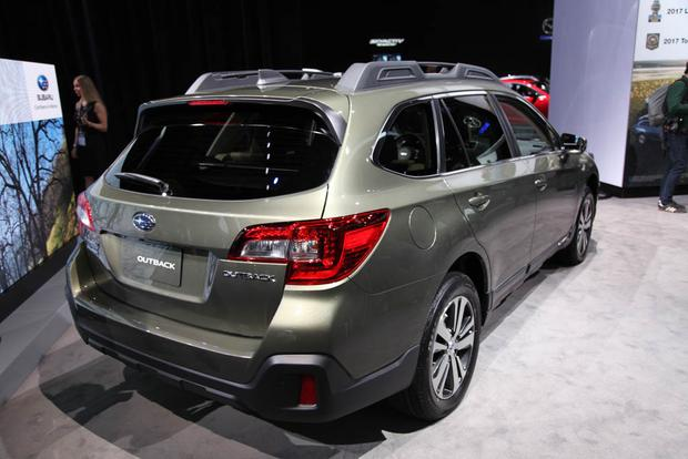 2018 Subaru Outback: New York Auto Show featured image large thumb3