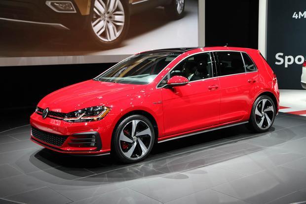 2018 Volkswagen Golf: New York Auto Show