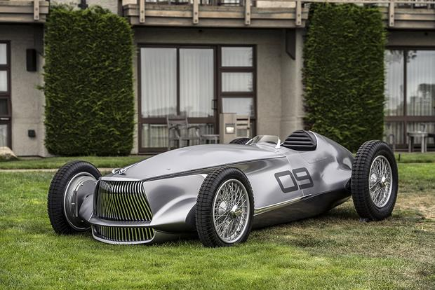 Infiniti Reveals a Retro Concept at Pebble Beach Called Prototype 9 featured image large thumb0