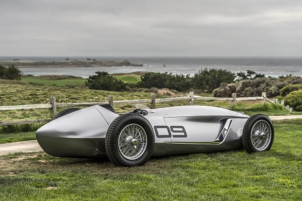 Infiniti Reveals a Retro Concept at Pebble Beach Called Prototype 9 featured image large thumb2