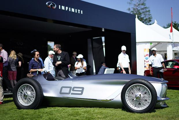 Infiniti Reveals a Retro Concept at Pebble Beach Called Prototype 9 featured image large thumb3