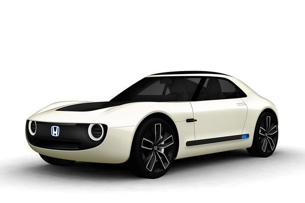 Honda Sports EV Concept: Tokyo Auto Show featured image large thumb0