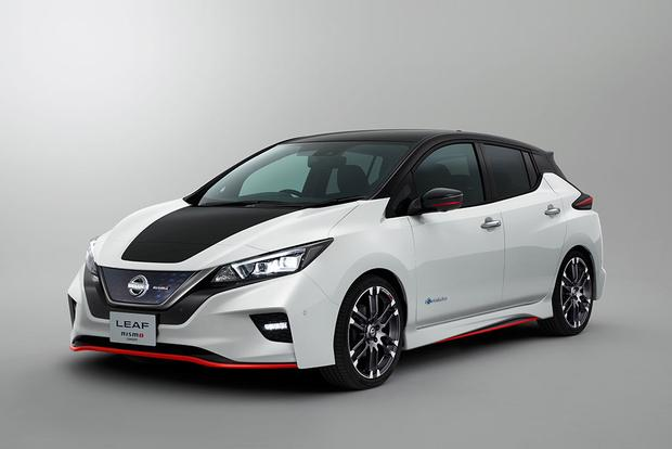 Nissan Leaf Nismo Concept: Tokyo Auto Show