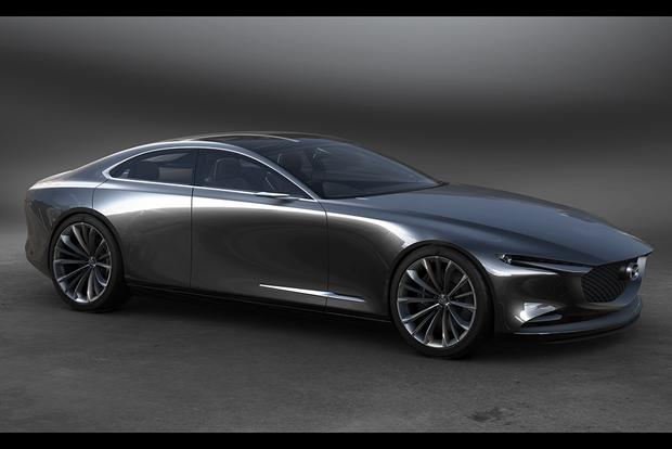 Mazda Vision Coupe Concept and Mazda Kai Concept: Tokyo Auto Show featured image large thumb1