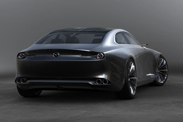 Mazda Vision Coupe Concept and Mazda Kai Concept: Tokyo Auto Show featured image large thumb2