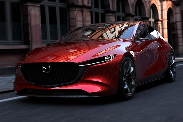 Mazda Vision Coupe Concept and Mazda Kai Concept: Tokyo Auto Show featured image large thumb3